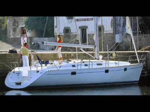 Charter sailing yacht Oceanis 400.wmv