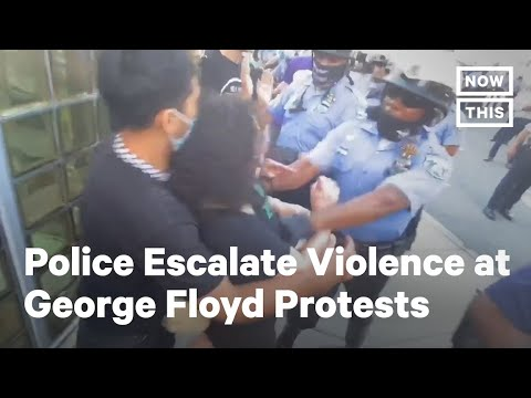 Police Escalate Violence