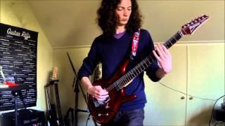 Joe Satriani - God Is Crying guitar cover