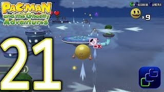 Pac-Man And The Ghostly Adventures Walkthrough - Part 21 - Roundhouse Rumble, Hot Air Hijinks
