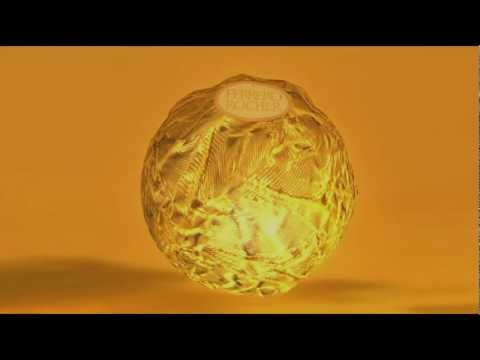 Ferrero Rocher Commercial (3D Animation)