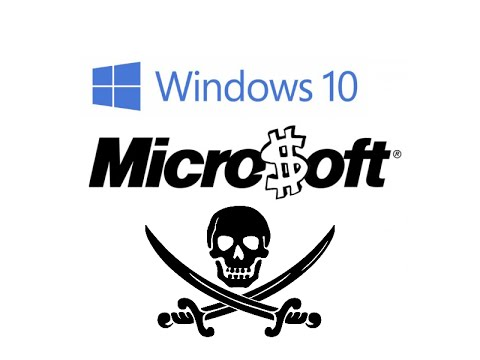 Why Microsoft Shouldn't Block Pirated Games In Windows 10