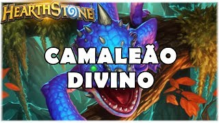 HEARTHSTONE - CAMALEÃO DIVINO! (STANDARD SPITEFUL PRIEST)
