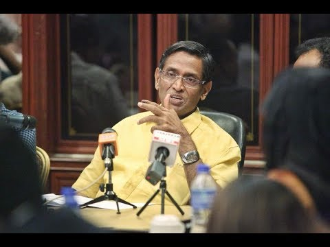 Subra will not contest MIC polls