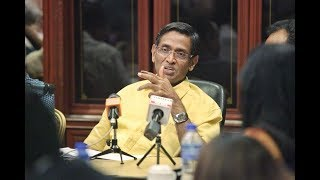 Subra not defending MIC president's post