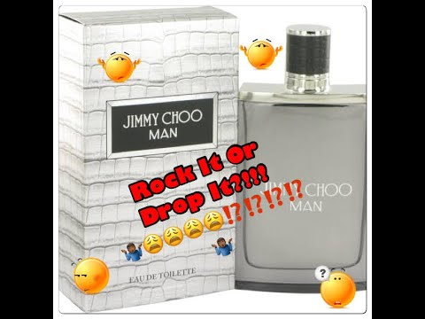 Omg! Jimmy Choo Man Cologne Review