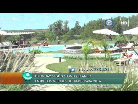 Uruguay Best in travel 2016.