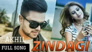 Zindagi - Akhil | Parmish Verma | Desi Routz | Latest Punjabi Songs 2017