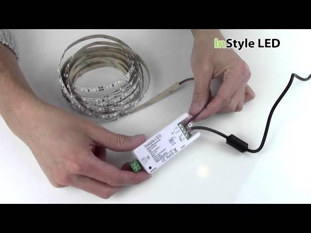 LED strip light Wireless Desktop Dimmer
