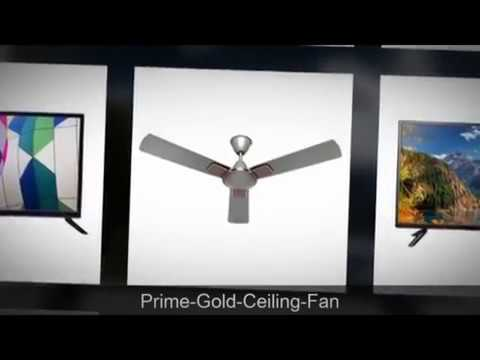 Ceiling fan manufacturer led tv supplier in new delhi golden ceiling fan manufacturer led tv supplier in new delhi golden prime aloadofball Image collections