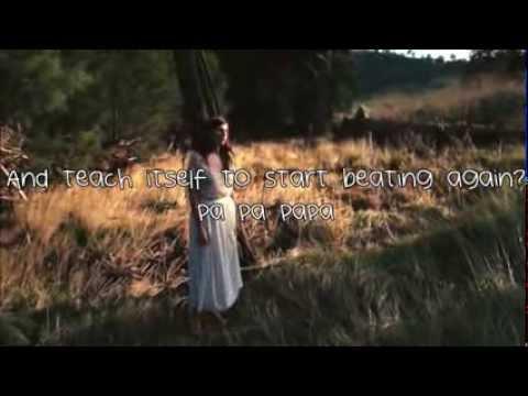 Christina Perri - Bluebird (with lyrics  on the screen)