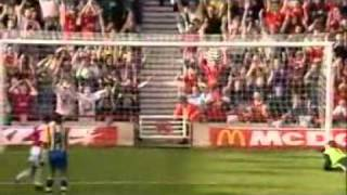 Top 10 Dennis Bergkamp Goals