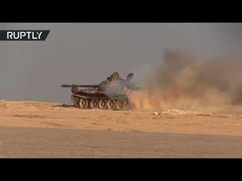 Midst of battle: SAA fights ISIS in Khassarat neighborhood of Deir Ez-Zor