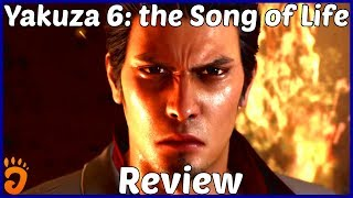 Review: Yakuza 6 (PS4) (Video Game Video Review)