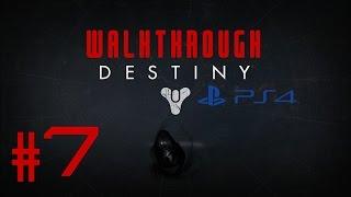 Destiny Part 7 Walkthrough - Hunter GAMEPLAY (The Sword of Crota) [1080p]