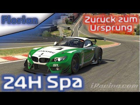 24H Spa 2019 Teil 2 | Zurück Zum Ursprung | IRacing | Schnittchen Racing| HD