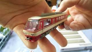 【Nゲージ@鉄道コレクション】西日本鉄道8000形〝開封〟