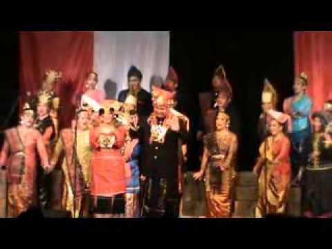 Exaudia Choir, Medley 5 Puak Batak (Toba, Karo, Pakpak Dairi, Simalungun, Mandailing)