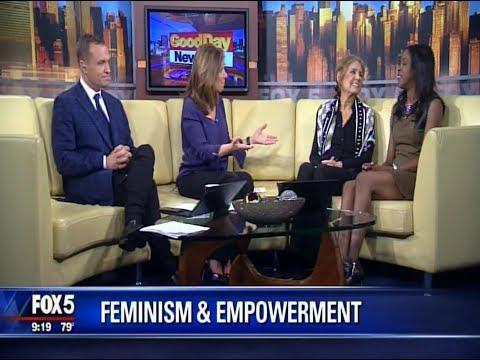 Stacey Tisdale & Gloria Steinem discuss Winning Play$ Black Women, Feminism & Empowerment on FOX 5