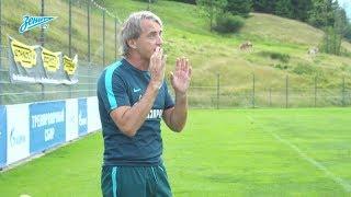 «Сконцентрируйтесь на мяче!»: уроки футбола от Роберто Манчини
