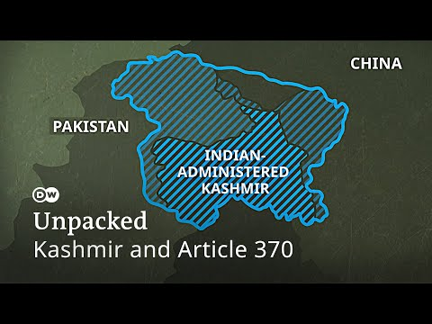 How India reshaped Kashmir by revoking Article 370 | UNPACKED