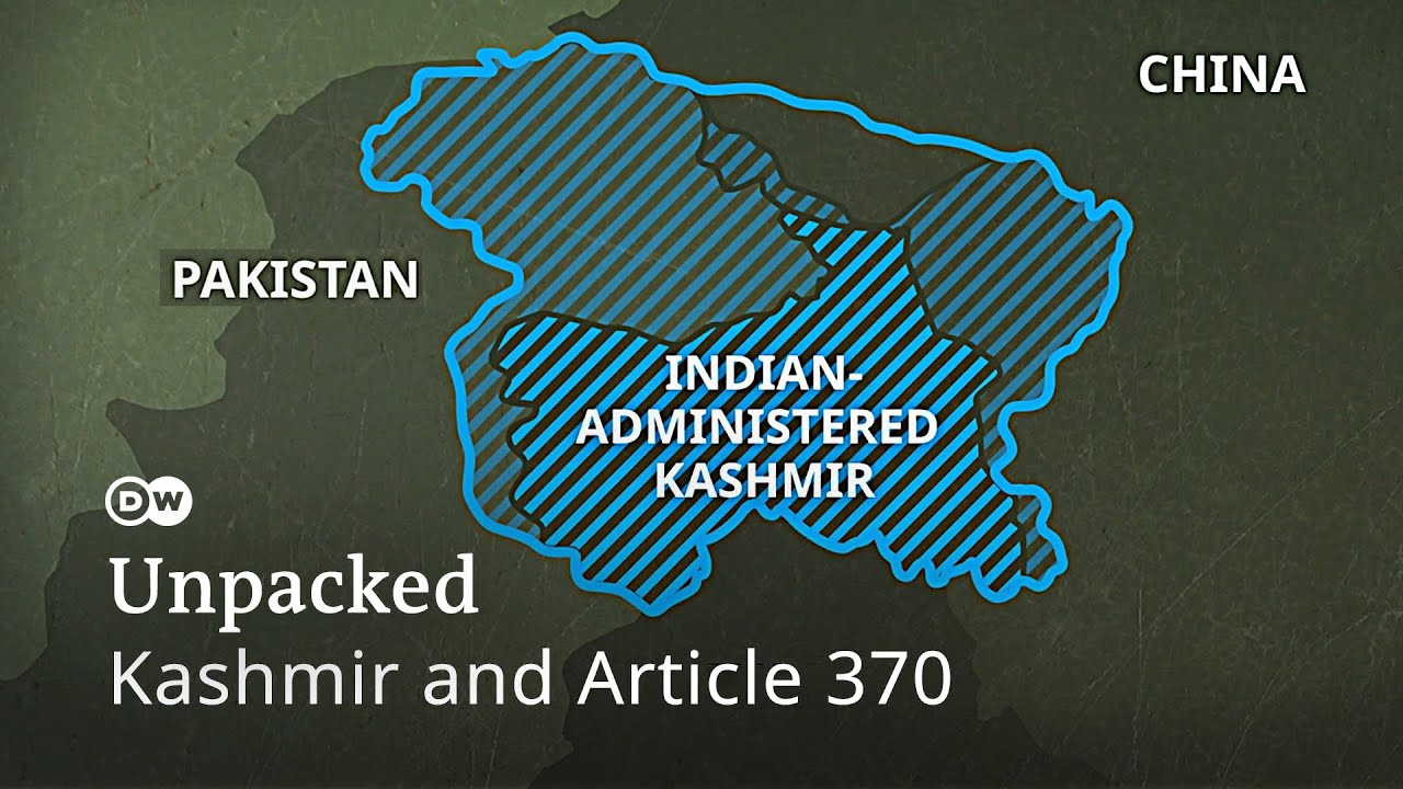 Download How India reshaped Kashmir by revoking Article 370 | UNPACKED
