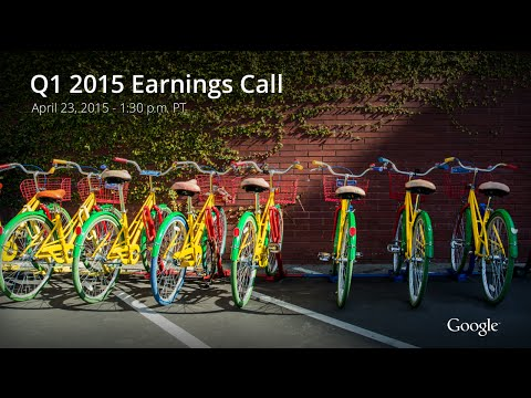 Google Q1 2015 Earnings Call