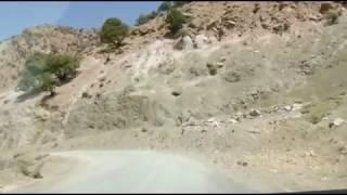 الطريق إلى تيزي نسلي Tizi Nisly  : من أخطر طرق المغرب