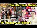 Huangyuan Clothing Market | 4F | GoldenShiny Trading