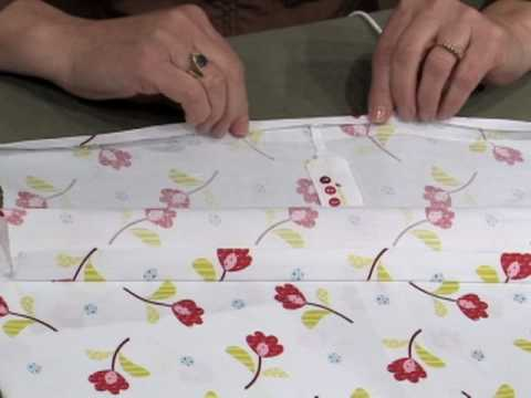 Learn how to create easy, adorable dresses for little girls