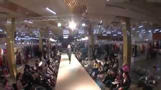 Дом Моды RITO показ модной одежды на подиуме Модный Look