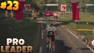Le Tour De France 2018 PS4   PRO LEADER #23 - BEST TIME TRIAL EVER?!?! (TDF English Gameplay EP23)