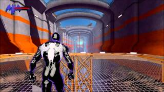 Spiderman Shattered Dimensions PC Gameplay Max Graphics GTX 580 HD
