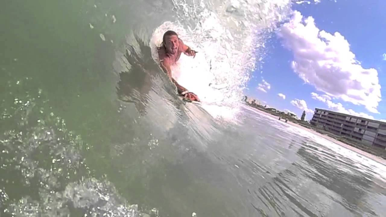 Epic Bodysurfing Barrel Slyde Handboard Willy Cole