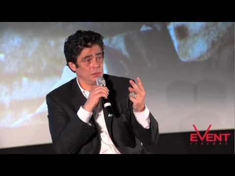 Savages Q&A with Benicio Del Toro