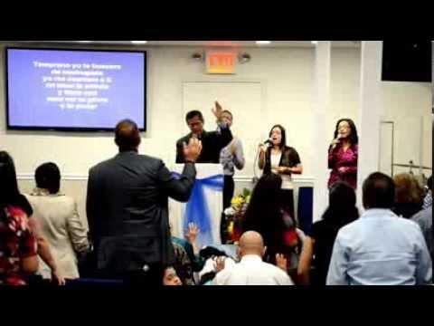 Primer predica en la iglesia de Queens woodside/corona pastor Herman Castellanos