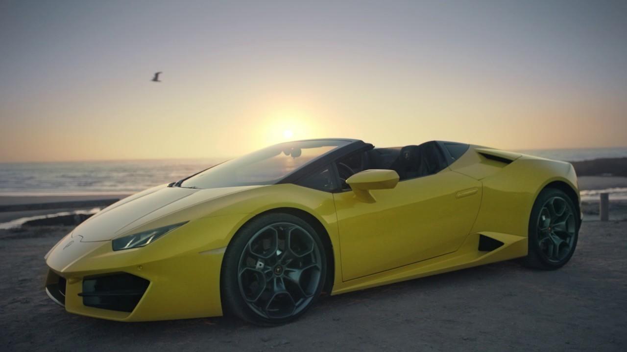 Lamborghini Hurac 225 N Rwd Spyder Breathtaking Technology Youtube