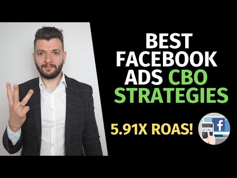 Facebook Ads CBO Strategies for 5.91X ROAS in 2019 - Advanced Shopify thumbnail