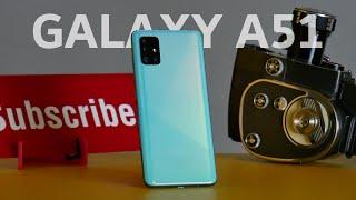 Uzoq kutilgan Samsung Galaxy A51 o
