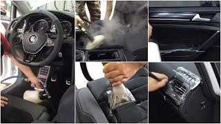 VW Golf 7 Deep Interior Detailing | Detaylı İç Temizleme | Adanadetailing |(5 years-100.000KM) Subt.
