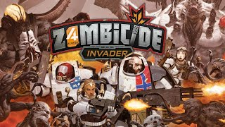 Video: Zombicide - Invader