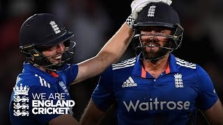 Plunkett ties the game off the final ball! England v Sri Lanka Highlights
