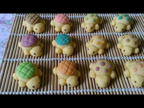 Nastar Karakter Kura Kura/ Fancy Nastar / Turtle Cookies