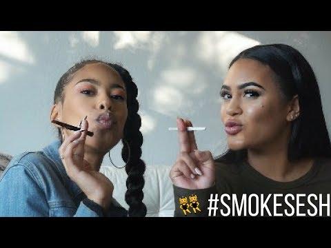 Smoke Sesh: Chit Chat W/ Kay