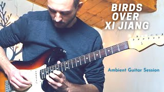 Rocco Saviano - Birds over Xi Jiang // Live Ambient Guitar Session