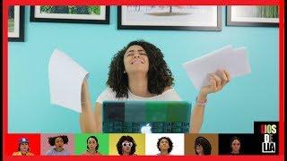 ATENCIÓN: La tesis puede volverte loco | LIOSDELIA