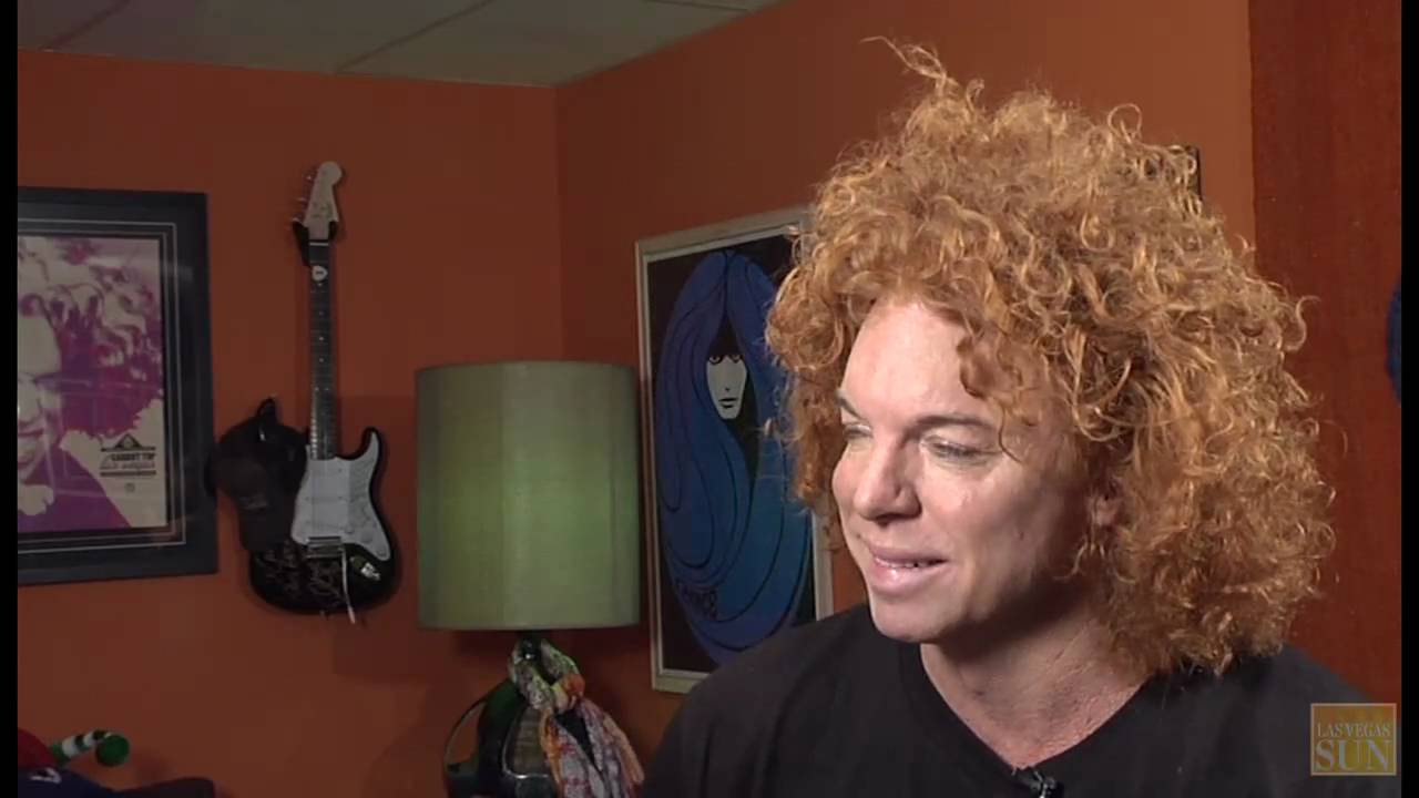 Confessions Of Carrot Top Youtube