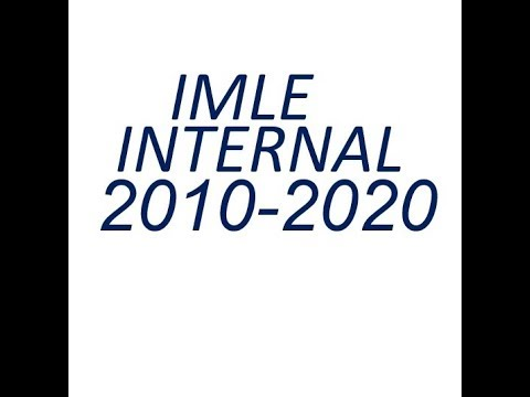 IMLE INTERNAL MEDICINE 2010-2020