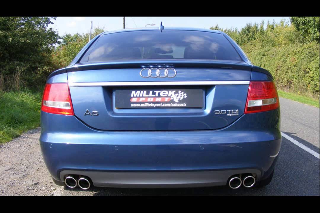 2005 audi a6 3 0 tdi quattro youtube. Black Bedroom Furniture Sets. Home Design Ideas