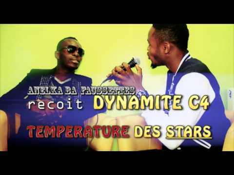 DYNAMITE C4 (ACADEMY DES STARS) INTERVIEW SPECIAL 100% CHANTS